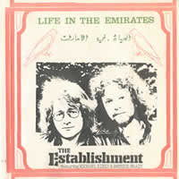 Life in the Emirates CD Cover